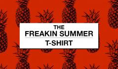 THE FREAKIN SUMMER - T shirt -のセールをチェック
