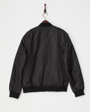 ブラック  MA-1ジャケット見る