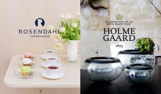 ROSENDAHL COPENHAGEN/HOLMEGAARDのセールをチェック