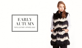 EARLY AUTUMN FUR & LEATHER  APPAREL SALEのセールをチェック
