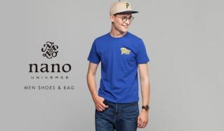 NANO・UNIVERSE MEN SHOES & BAG(ナノ・ユニバース)のセールをチェック