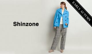 SHINZONE_EARLY AUTUMN(シンゾーン)のセールをチェック