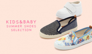 KIDS&BABY SUMMER SHOES SELECTIONのセールをチェック