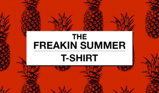 THE FREAKIN SUMMER - T shirt -のセールをチェック